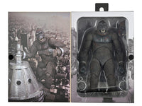 "7"" Scale Action Figure – Ultimate King Kong (Illustrated)"