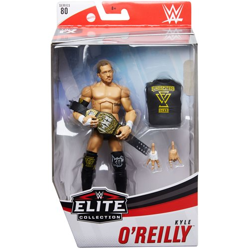WWE Kyle O' Reilly Elite Collection Series 80