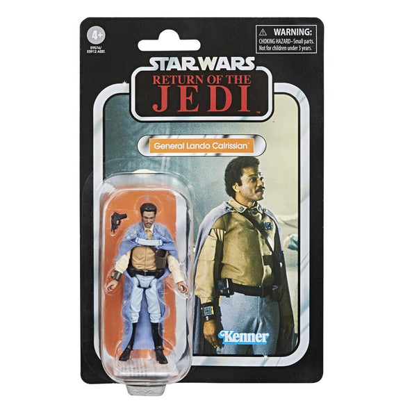Star Wars The Vintage Collection General Lando Calrissian 3.75 Inch Action Figure