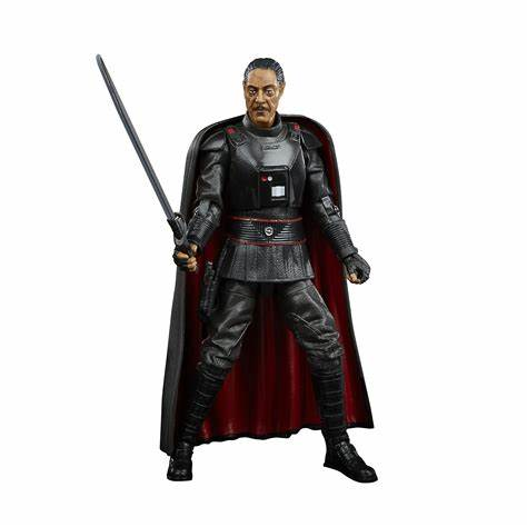 Star Wars The Black Series Wave 3 Moff Gideon 6 Inch Action Figure