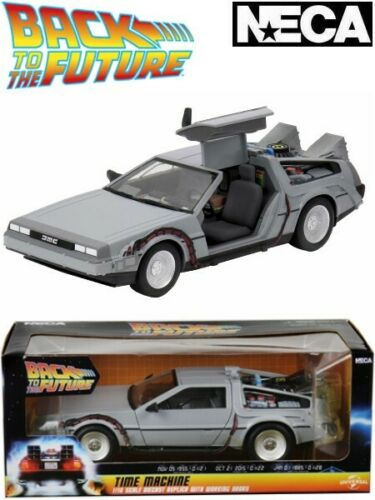 Neca Back To The Future Time Machine