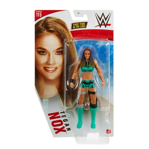 WWE Tegan Nox Basic Series 115