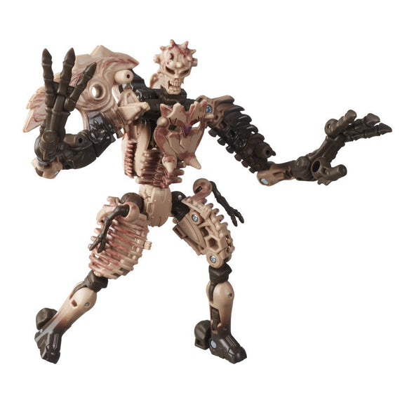 Transformers Toys Generations War for Cybertron: Kingdom Deluxe WFC-K7 Paleotrex Action Figure