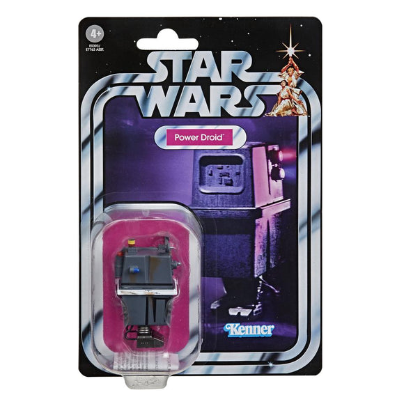 Star Wars The Vintage Collection Power Droid 3.75 Inch Action Figure