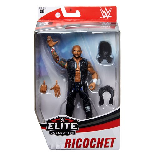 WWE Elite Collection Ricochet Series 80