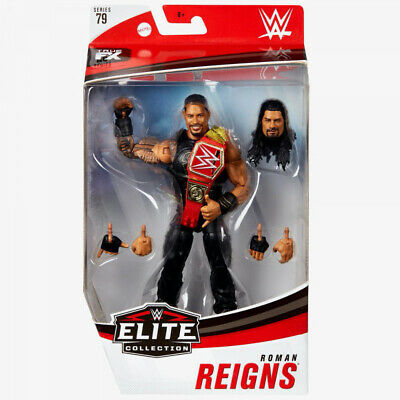 WWE Elite Collection Roman Reigns Series 79