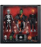 "NECA Halloween 3 Season of the Witch 3 Pack 8"" Clothed Figure"