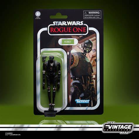 Star Wars The Vintage Collection K2SO