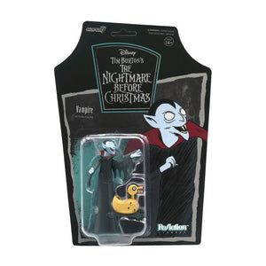 The Nightmare Before Christmas ReAction Vampire 3.75 Figure