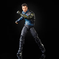 PRE-ORDER Marvel Legends Disney Plus Captain America Wave Winter Soldier 6 Inch Action Figure