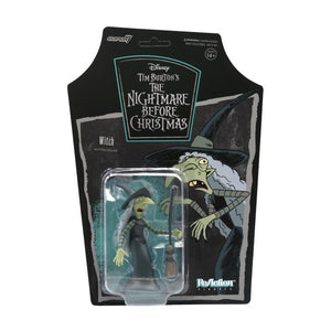 The Nightmare Before Christmas ReAction Witch 3.75 Figure