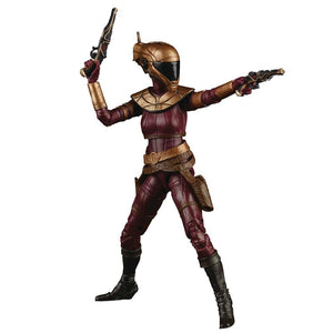 "Star Wars: The Black Series 6"" Zorii Bliss (The Rise of Skywalker)"