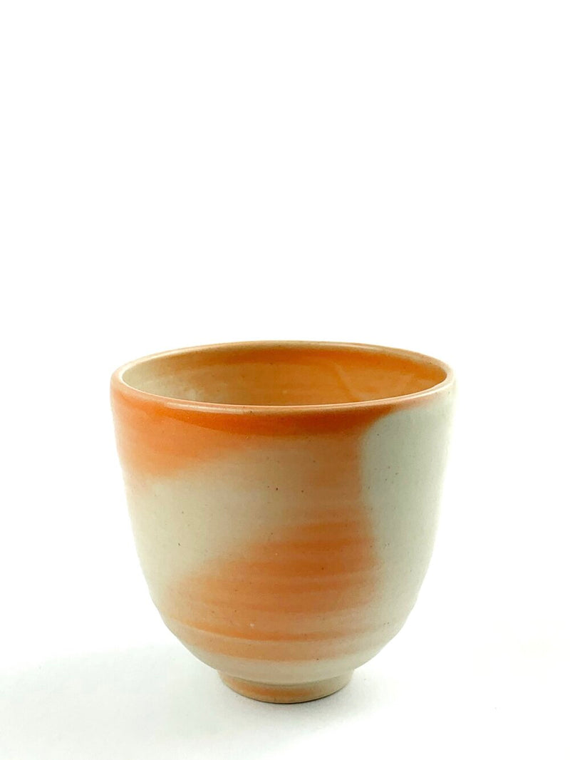 Grey Apricot Ceramics Cups M
