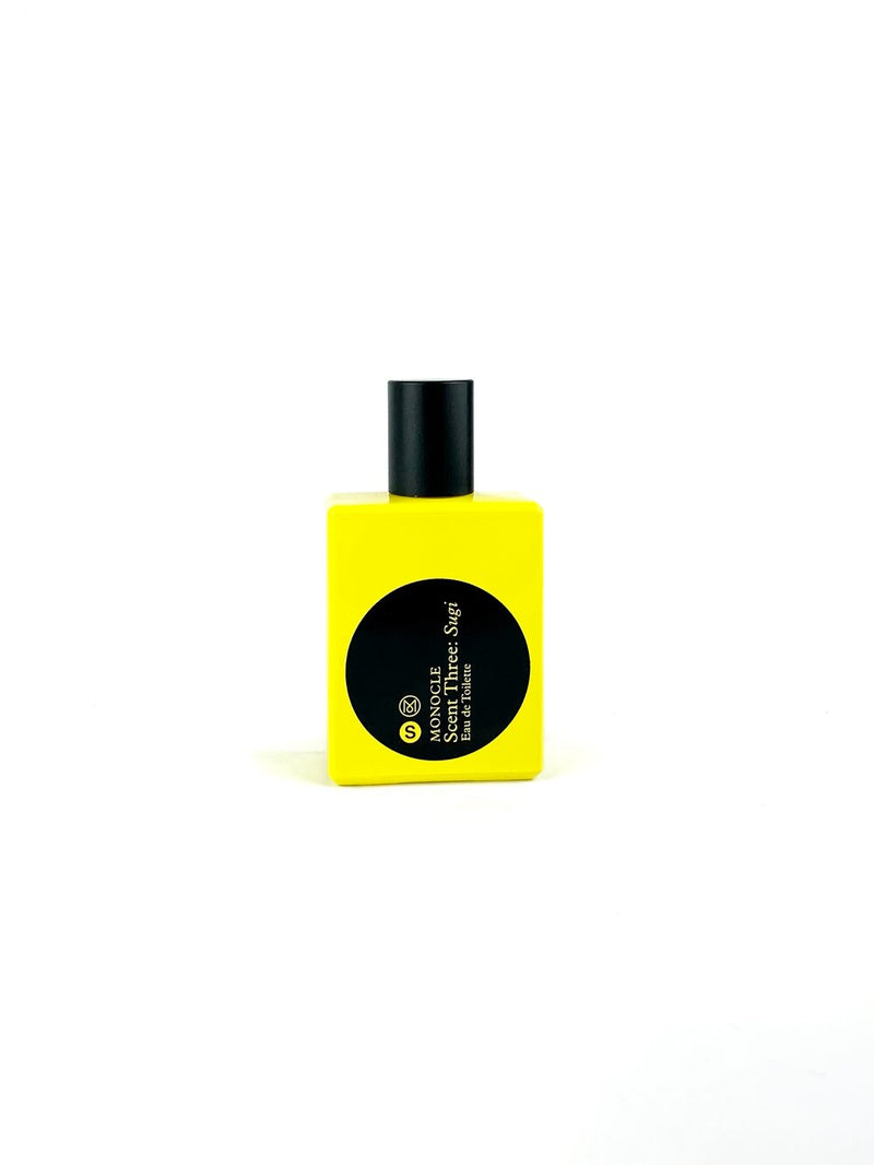CDG Monocle Scent Three Sugi Eau de Toilette
