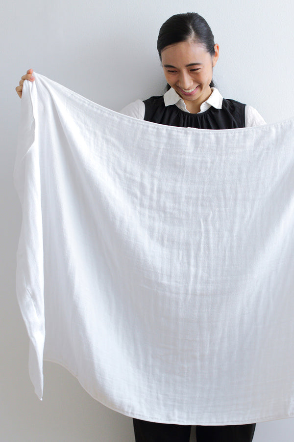 Large Japanese Gauze Towel Organic Cotton