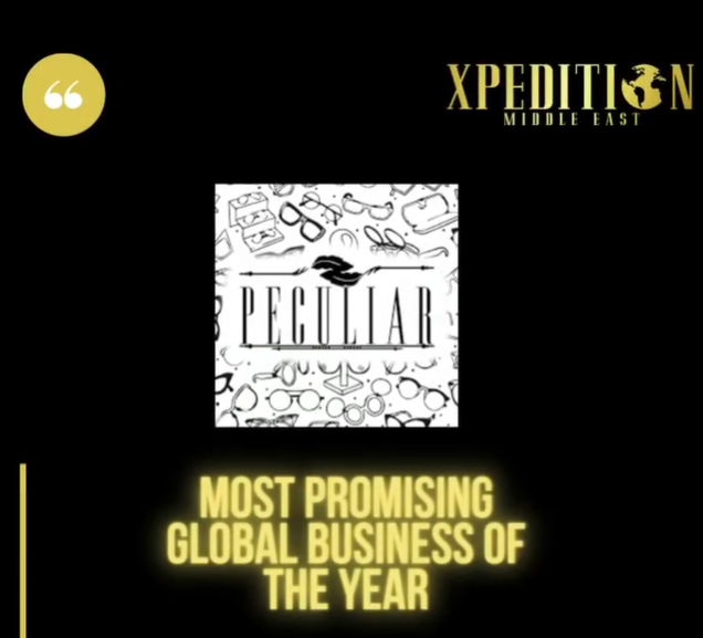 Promising Global Business of the Year - Xpedition Magazine Dubai
