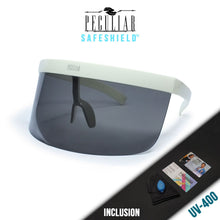 Load image into Gallery viewer, Peculiar Kenny Sun Visor Sunglasses Protective Shield UV400