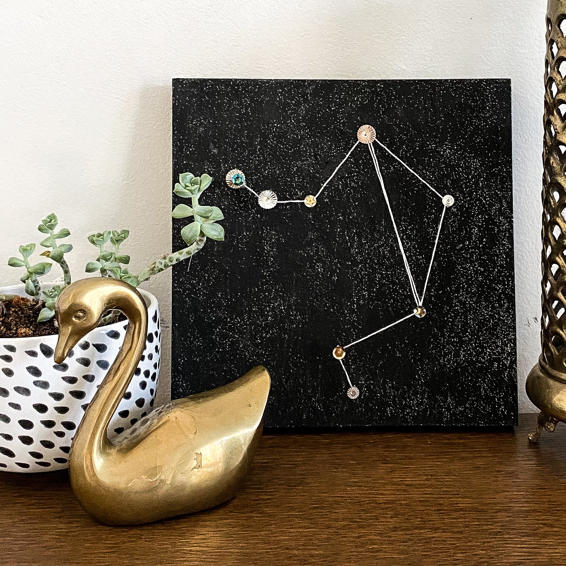 Zodiac Constellation String Art Kit