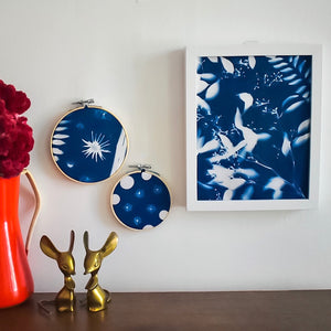 Sun Print Decor DIY Kit