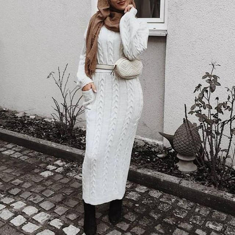 robe pull femme robe manche longue pull boutique musulmane