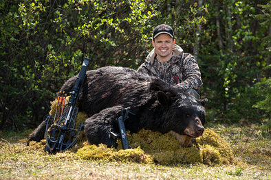 Top 20 Boone and Crockett Saskatchewan Black Bear Shot By Michigan Hunter