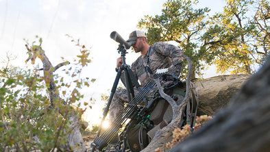 Bowhunting Tips for Spot-and-Stalk Hunting