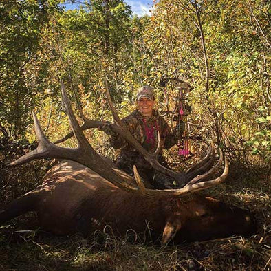 Whitetail Tactics for Elk
