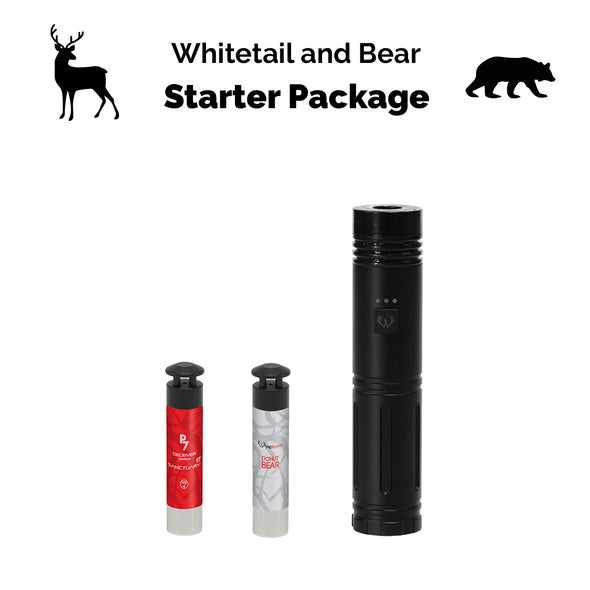 Wyndscent 2.0 Whitetail and Bear Starter Kit