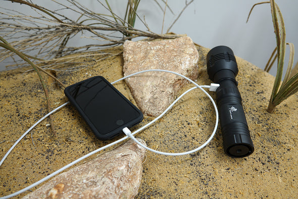 400 Lumen Flashlight