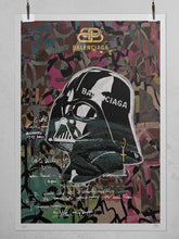 Load image into Gallery viewer, Mister Dandy Vader - PRINT