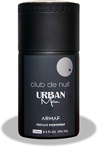 ARMAF CLUB DE NUIT URBAN MAN BODY SPRAY 250ML