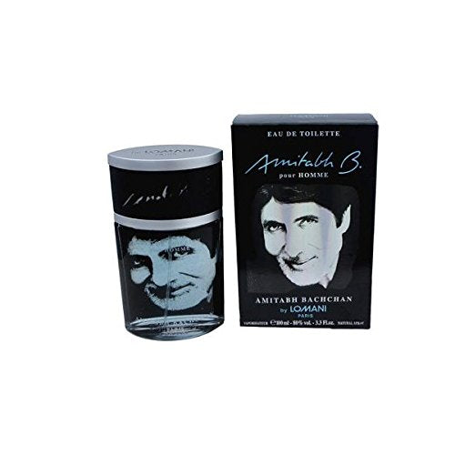 Lomani Amitabh Bachchan Pour Homme Edt For Men 100 Ml
