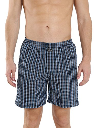 Jockey Men's Cotton Boxers (Pack of 2) Color May Vary