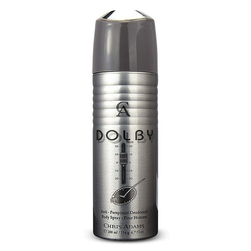 Chris Adams Body Spray (Dolby), 200ml