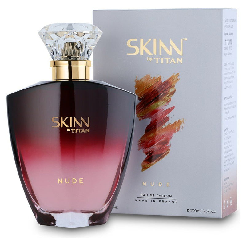 SKINN BY TITAN Nude Eau De Parfum For Women, 100 ml