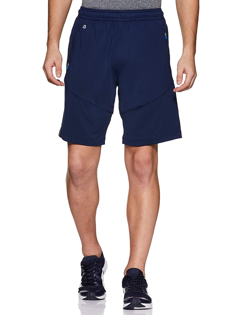 Van Heusen Athleisure Men's Synthetic Shorts