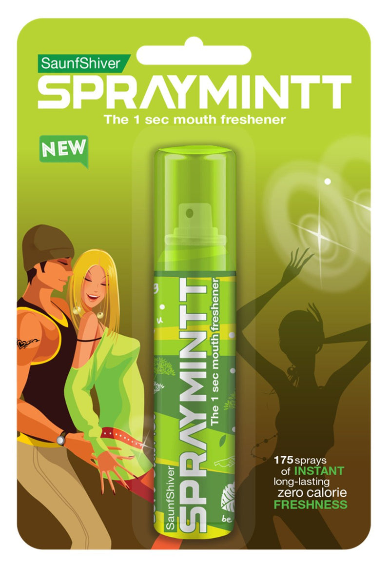 Spraymintt Mouth Freshener (Saunfshiver)15gm