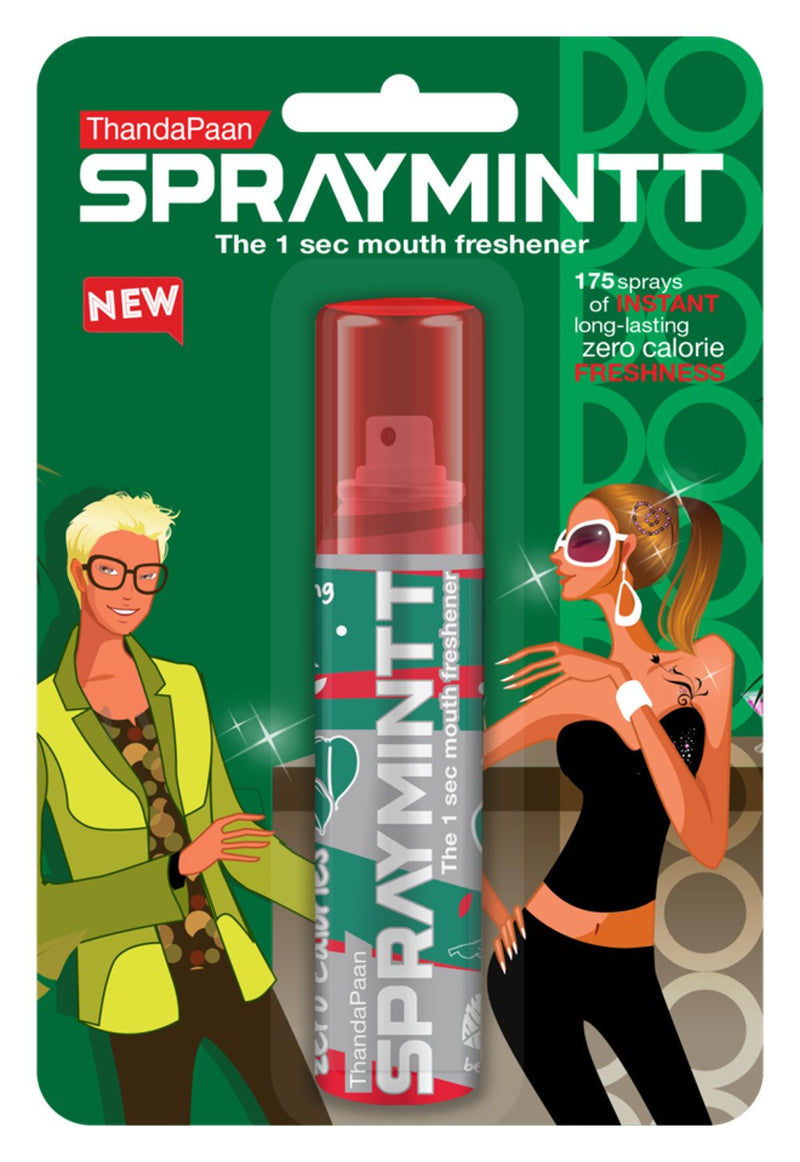 Spraymintt Mouth Freshener (Thandapaan)