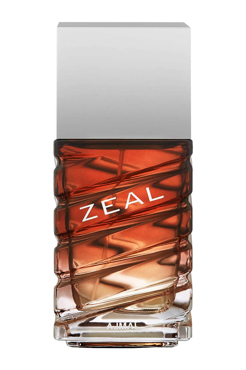 Ajmal Zeal EDP 100ml Spicy perfume for Men