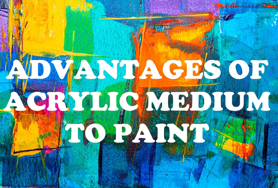 Information That You Need To Know About Acrylic Paint - Brief Knowledge About Acrylic paint