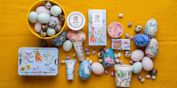 Five fun and creative things to do at Easter by Heathcote & Ivory