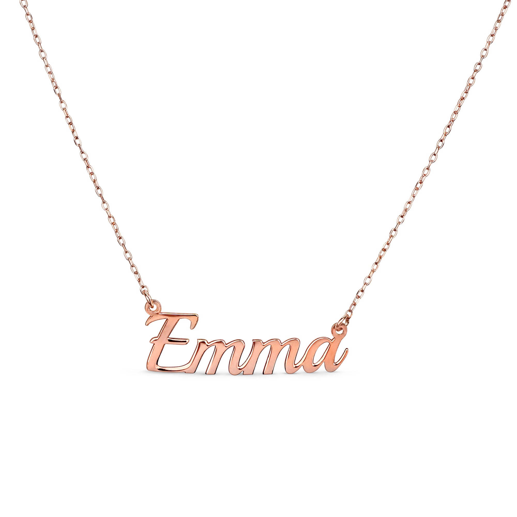 Allura Name Necklace
