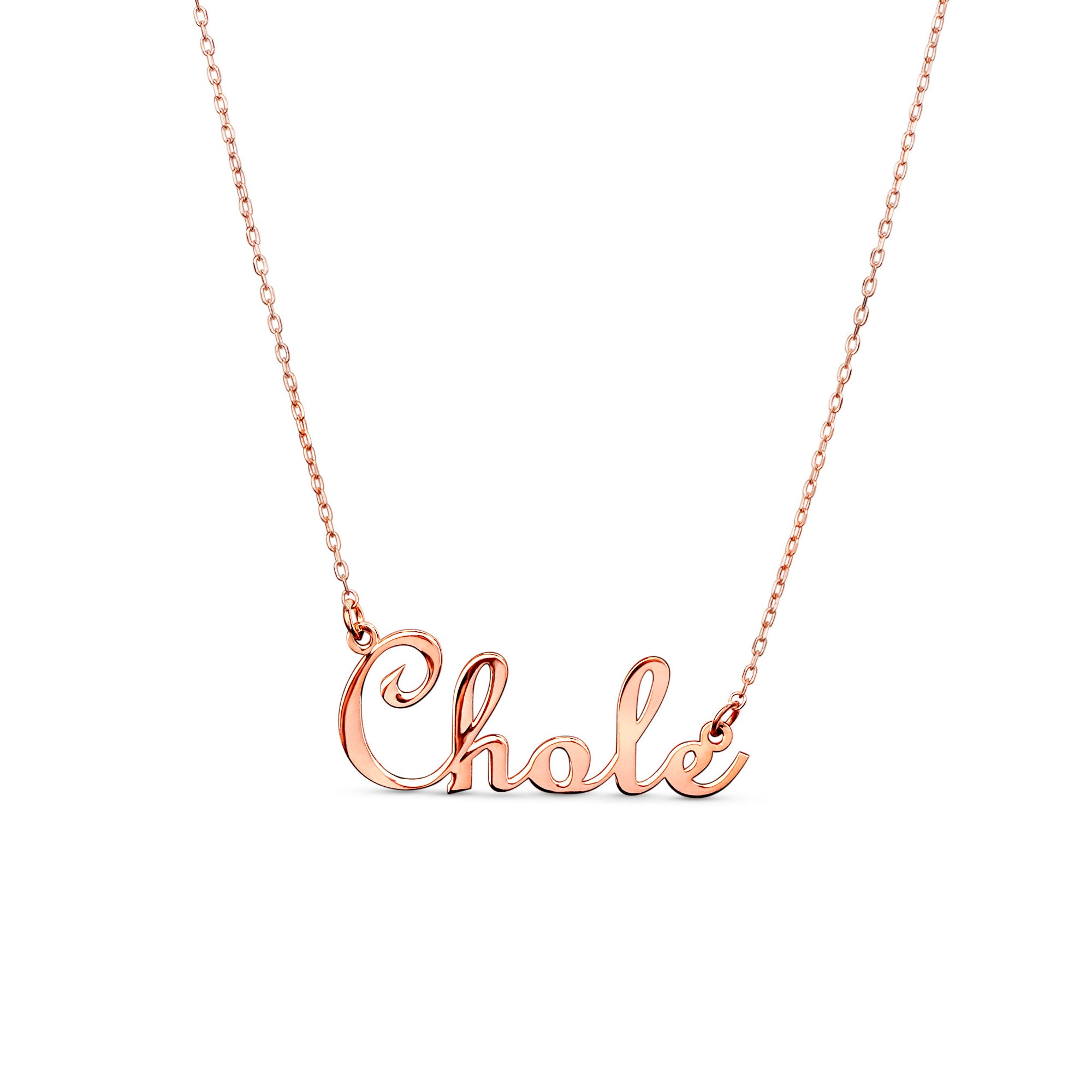RockYeah Name Necklace