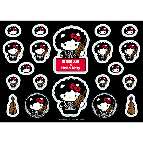 <small>【2021 The Symphonic Sessions Tour グッズ】</small><br>TARO KITTY ステッカー