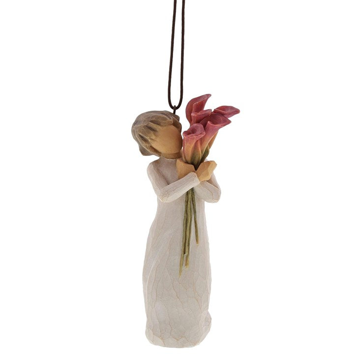 Bloom Ornament - Willow Tree