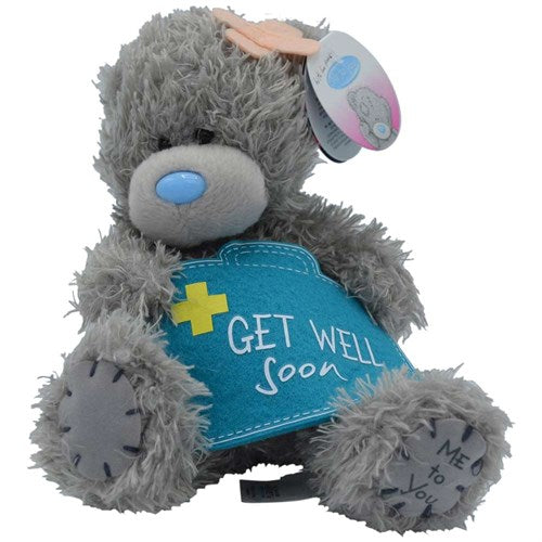 Me to you bamse med get well soon