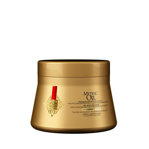 MASCARILLA MYTHIC OIL ARGAN & MIRRA 200 ML