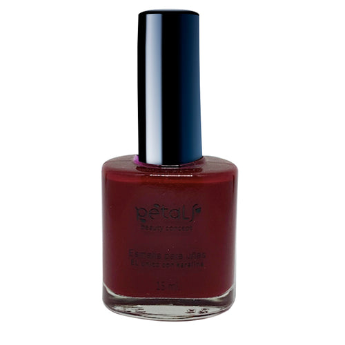 ESMALTE PETALS P81 RED BLOOD
