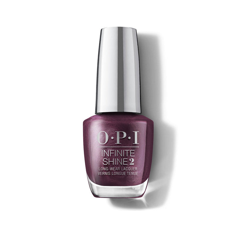 INFINITE SHINE OPI SHINE BRIGHT DRESSED TO THE WINES