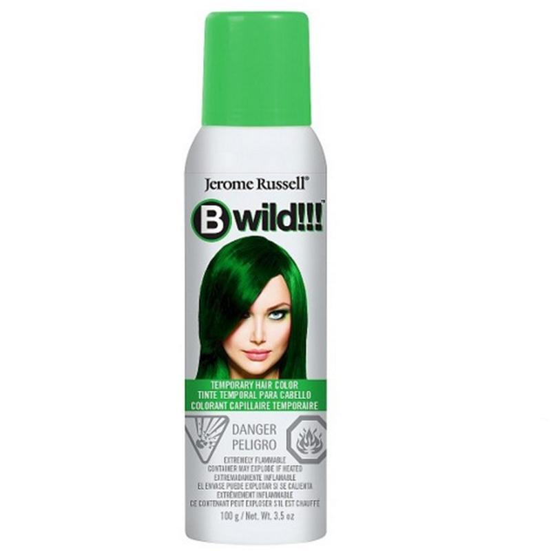 SPRAY B WILD VERDE JAGUAR / GREEN JAGUAR